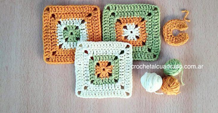 cuadrado compacto a color