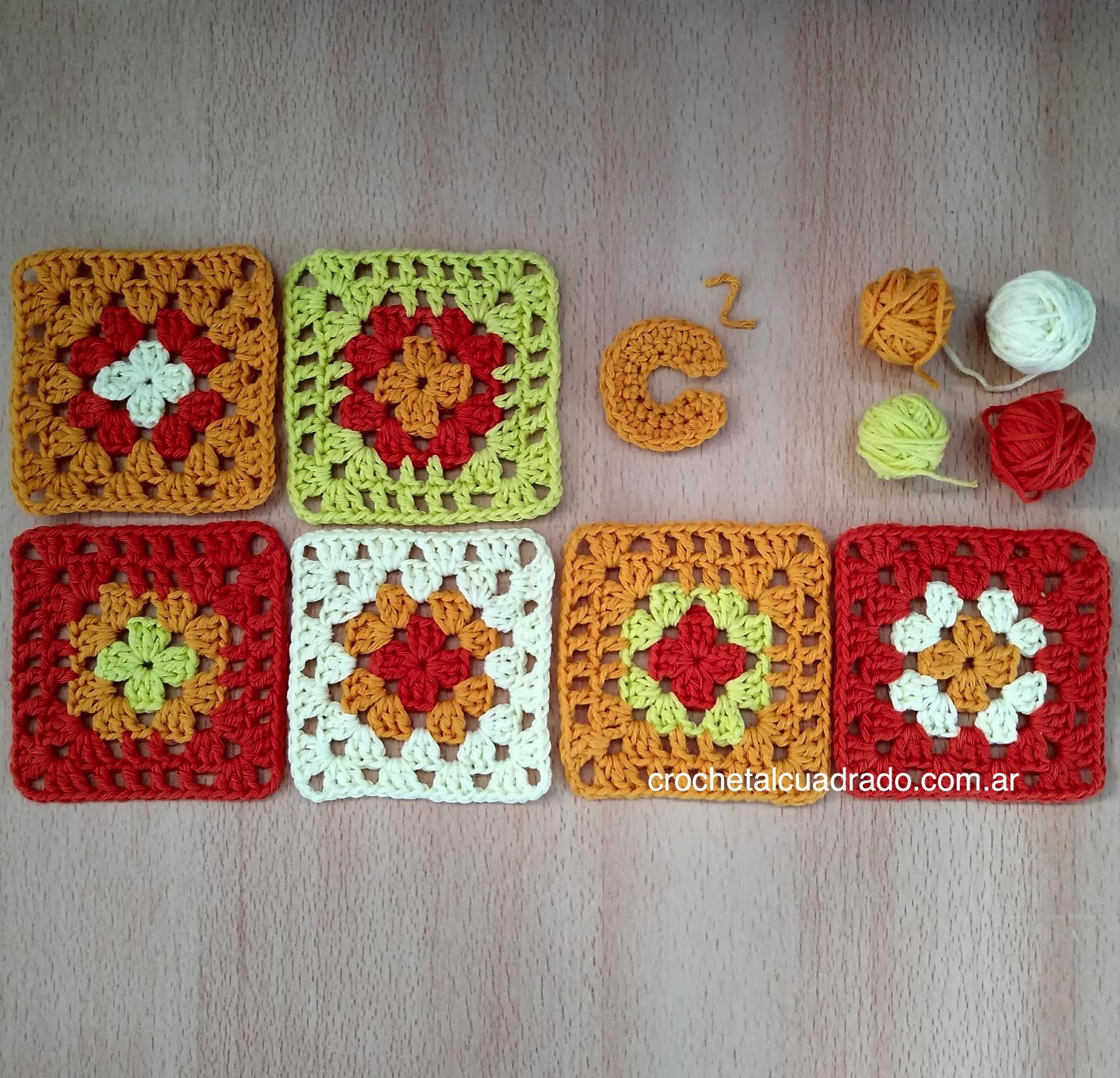 cuadrados con cambio de color