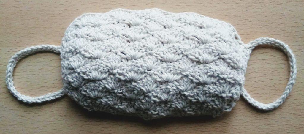 barbijo crochet