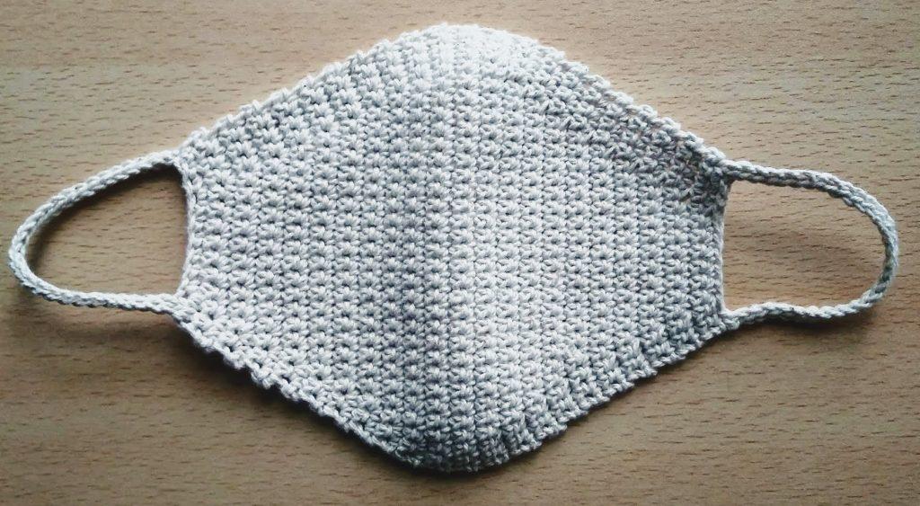 mascarilla crochet