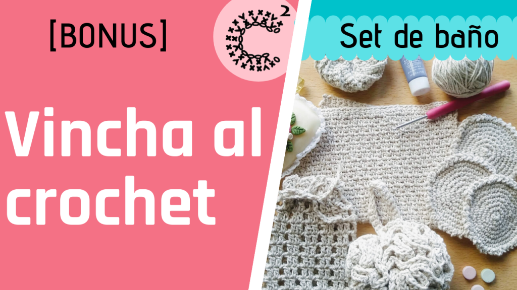 Vincha crochet youtube