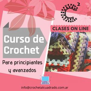 info curso crochet on line
