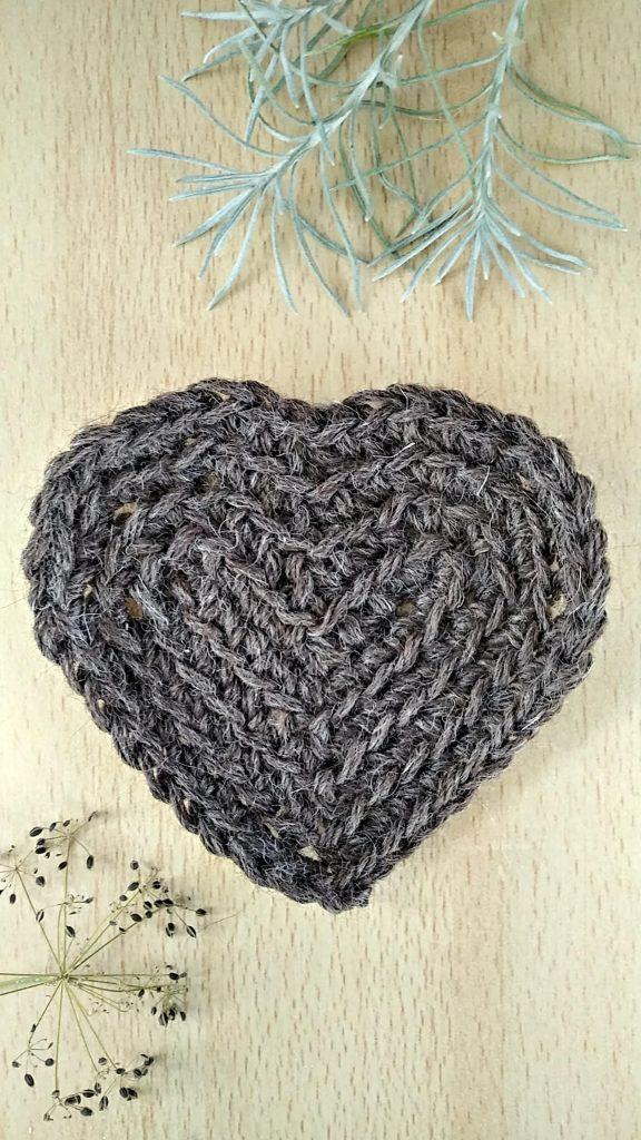 corazon crochet canale