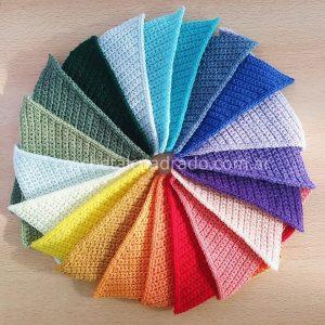 banderin crochet
